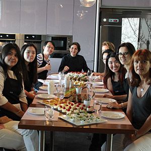 Cooking Classes & Team Building