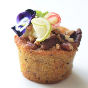 Apple and Dry Fruits Muffin