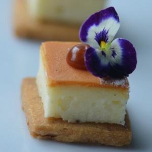 Lemon Caramel Cheese Cake