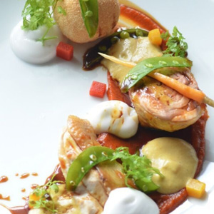 Revised Chicken Laksa