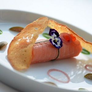Scottish Lochfine Smoked Salmon Parcel