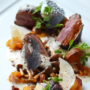 Sweet and Sour Duck Breast