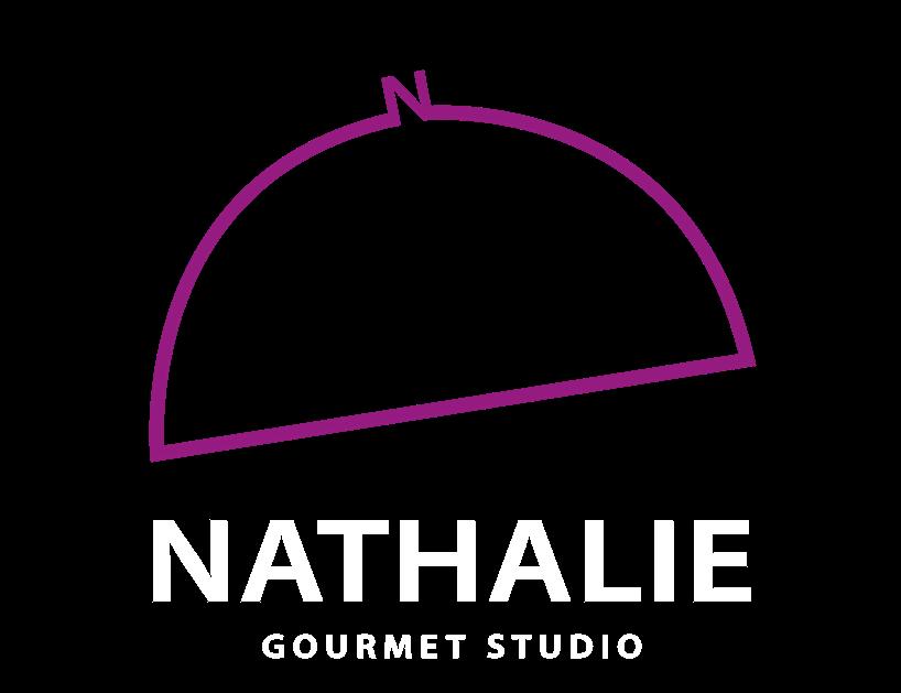 logo nathalie gourmet studio