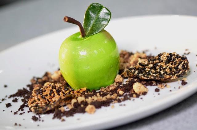 Green Apple, Thai Basil and Sesame Fragrances